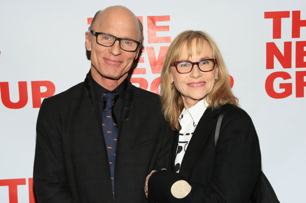 <p>Ed Harris and Amy Madigan star in the New Group&#39&#x3B;s <em>Good For Otto</em>.</p><br />(© Tricia Baron)
