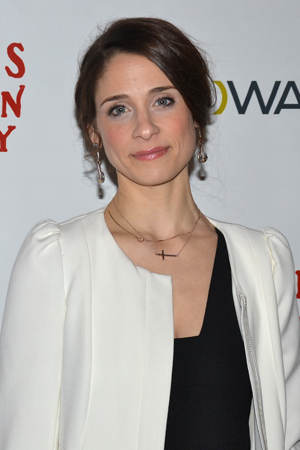 <p>Elena Shaddow stands by for the role of Francesca in <em>The Bridges of Madison County</em>.</p><br />(© David Gordon)