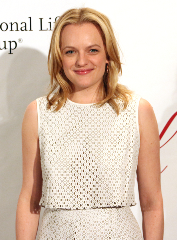 <p>Elisabeth Moss — <em>The Heidi Chronicles</em></p><br />(© David Gordon)