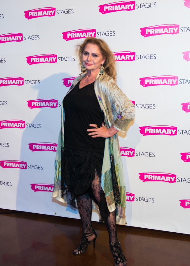 <p>Elizabeth Ashley starred in Primary Stages&#39&#x3B; production of Foote&#39&#x3B;s <em>Dividing the Estate</em>.</p><br />(© Allison Stock)