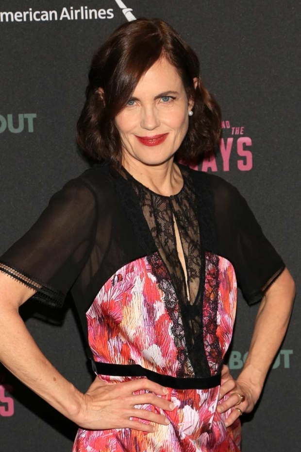 <p>Elizabeth McGovern stars as Mrs. Conway.</p><br />(© Tricia Baron)
