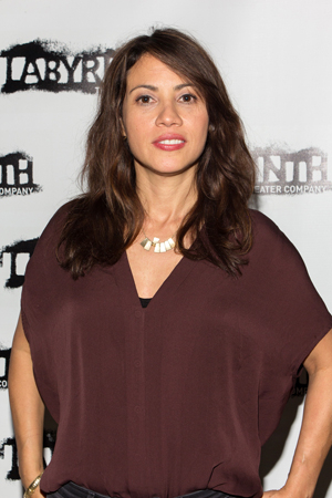 <p>Elizabeth Rodriguez is one of Labyrinth&#39&#x3B;s company members.</p><br />(© Jennifer Broski)