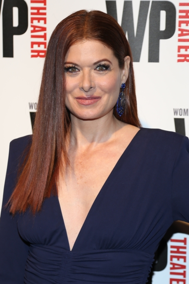 <p>Emmy Award winner Debra Messing was honored at the event.</p><br />(© Tricia Baron)