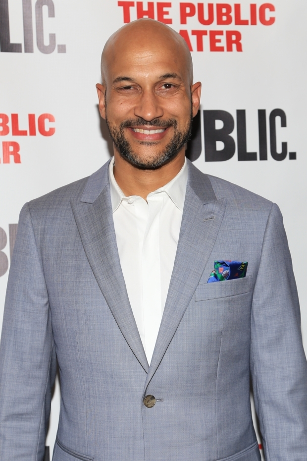 <p>Emmy award winner Keegan-Michael Key stars as Horatio.</p><br />(© Tricia Baron)
