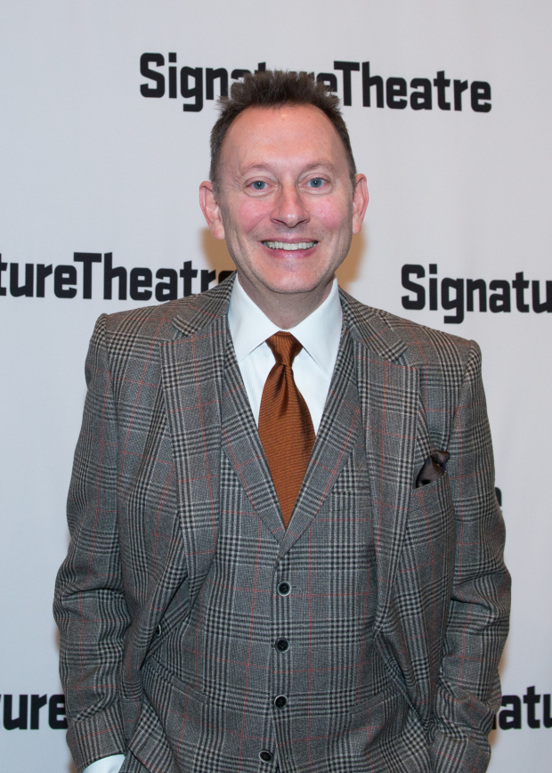 <p>Emmy Award winner Michael Emerson stars in <em>Wakey, Wakey</em>.</p><br />(© Allison Stock)