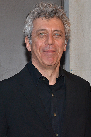 <p>Eric Bogosian is always glad to be at a Broadway opening.</p><br />(© David Gordon)