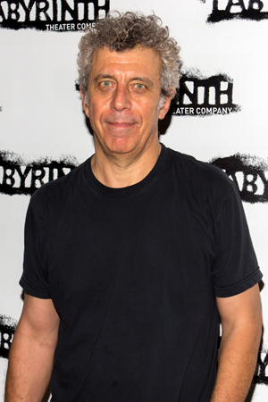 <p>Eric Bogosian is the man of the hour.</p><br />(© Jennifer Broski)
