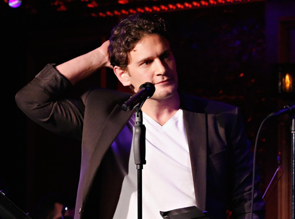 <p>Eric William Morris is a newcomer to the cast.</p><br />(© Cindy Ord/Getty Images)