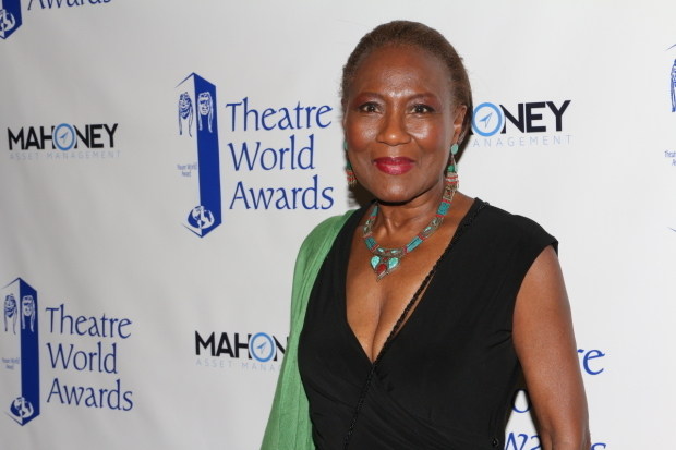 <p>Ernestine Jackson is a 1974 Theatre World Award winner for <em>Raisin</em>.</p><br />(© David Gordon)