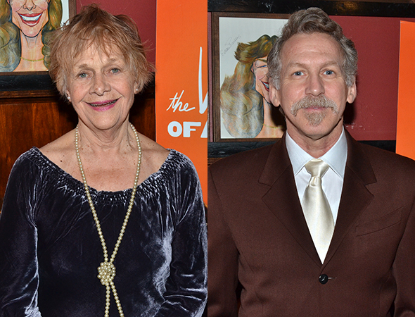 <p>Estelle Parsons and Stephen Spinella play mother and son in this new Broadway play.</p><br />(© David Gordon)