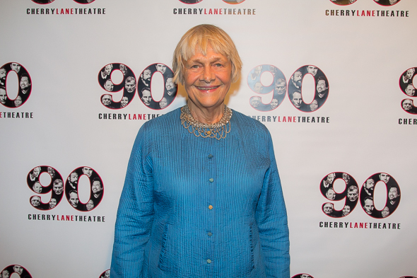 <p>Estelle Parsons was the evening&#39&#x3B;s guest of honor.</p><br />(© Seth Walters)