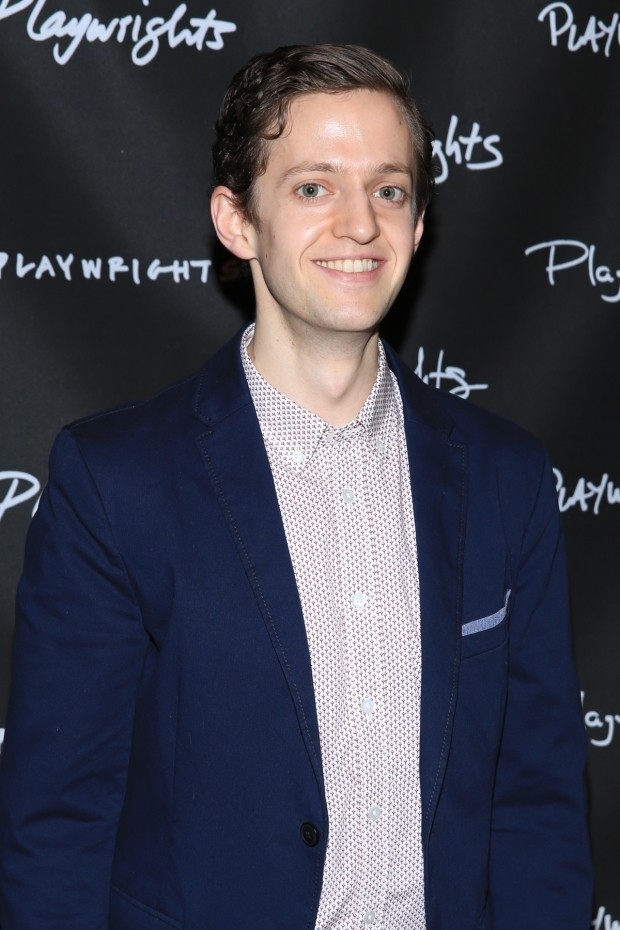 <p>Ethan Dubin completes the cast.</p><br />(© Tricia Baron)