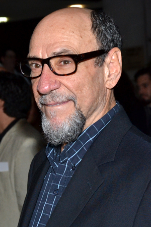 <p><strong>F. Murray Abraham (<em>The Ritz</em>&#x3B; <em>Mauritius</em>)</strong><br/>