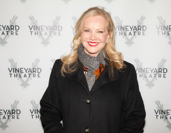 <p>Famed choreographer and director Susan Stroman (the Vineyard&#39&#x3B;s <em>Scottsboro Boys</em>) shows us her pearly whites. </p><br />(© Seth Walters)
