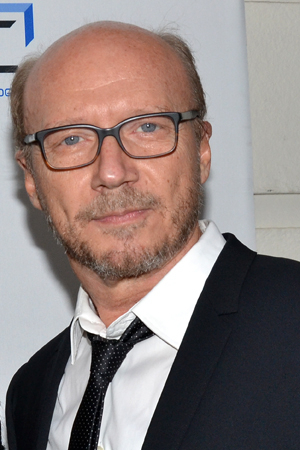 <p>Film director Paul Haggis is ready for a night on Broadway.</p><br />(© David Gordon)