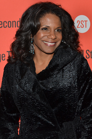 <p>Five-time Tony Award winner Audra McDonald is thrilled to cheer on her hubby, <em>Little Miss Sunshine</em> star Will Swenson.</p><br />(© David Gordon)