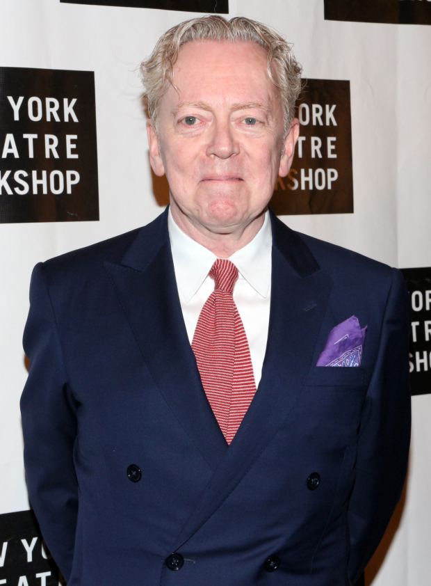 <p>Four-time 2015 Tony Award nominee (and six-time winner) Bob Crowley is honored by New York Theatre Workshop.</p><br />(© David Gordon)