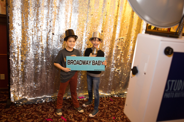 <p>Funny photos with these stars of <em>A Bronx Tale</em>.</p><br />(© Jeremy Daniel)