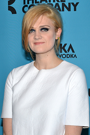 <p>Gayle Rankin takes on the role of Fraulein Kost in Roundabout&#39&#x3B;s latest <em>Cabaret</em> revival.</p><br />(© David Gordon)