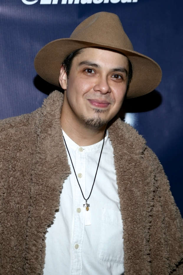 <p>George Salazar appears as Grover.</p><br />(© Tricia Baron)