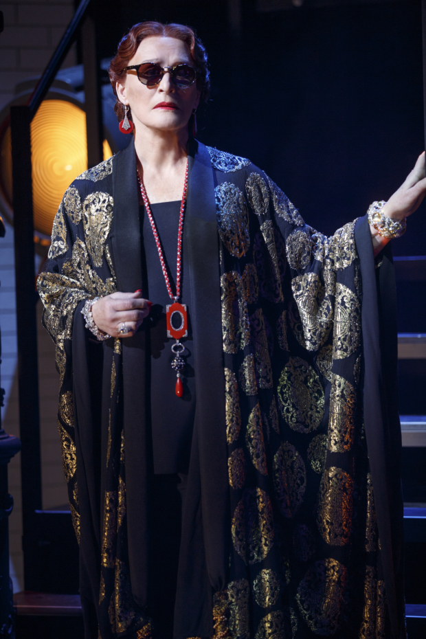 <p>Glenn Close is unforgettable as Norma Desmond.</p><br />(© Joan Marcus)