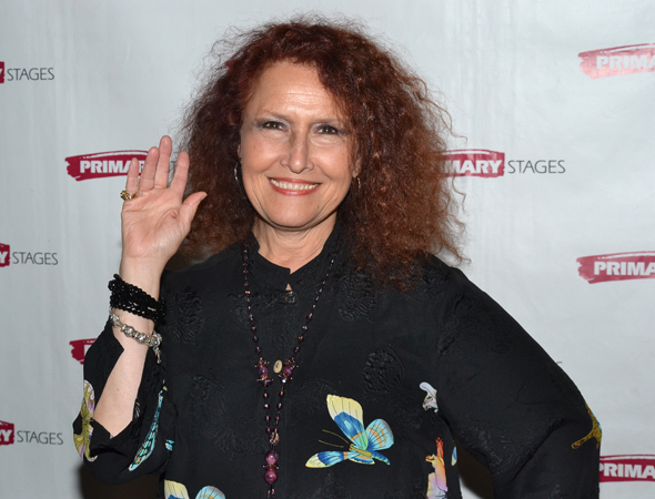 <p>Grammy Award-winning singer Melissa Manchester (&quot&#x3B;Don&#39&#x3B;t Cry Out Loud&quot&#x3B;) was also on hand for the festivities.</p><br />(© David Gordon)