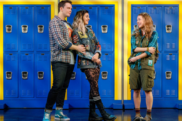 <p>Grey Henson and Barrett Wilbert Weed with Erika