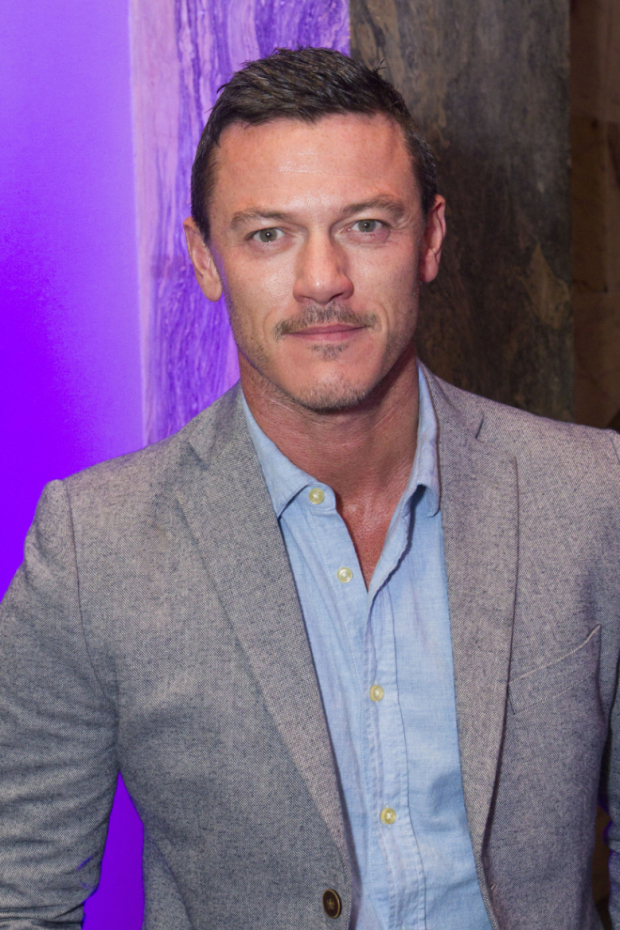 <p>Guests also included Luke Evans, who plays Gaston in the upcoming Disney remake of <em>Beauty and the Beast</em>.</p><br />(© Dan Wooller)