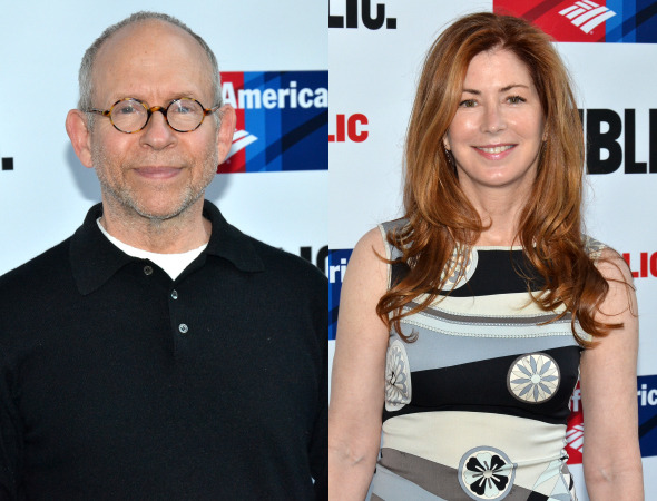 <p>Guests also included screen favorites Bob Balaban and Dana Delany.</p><br />(© David Gordon)