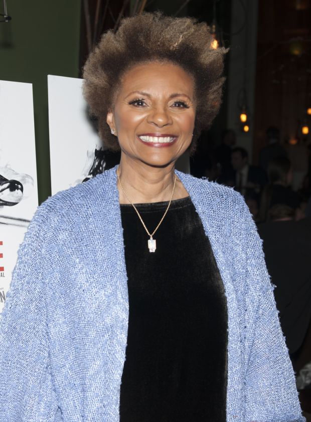 <p>Guests also included stage and screen favorite Leslie Uggams.</p><br />(© Allison Stock)
