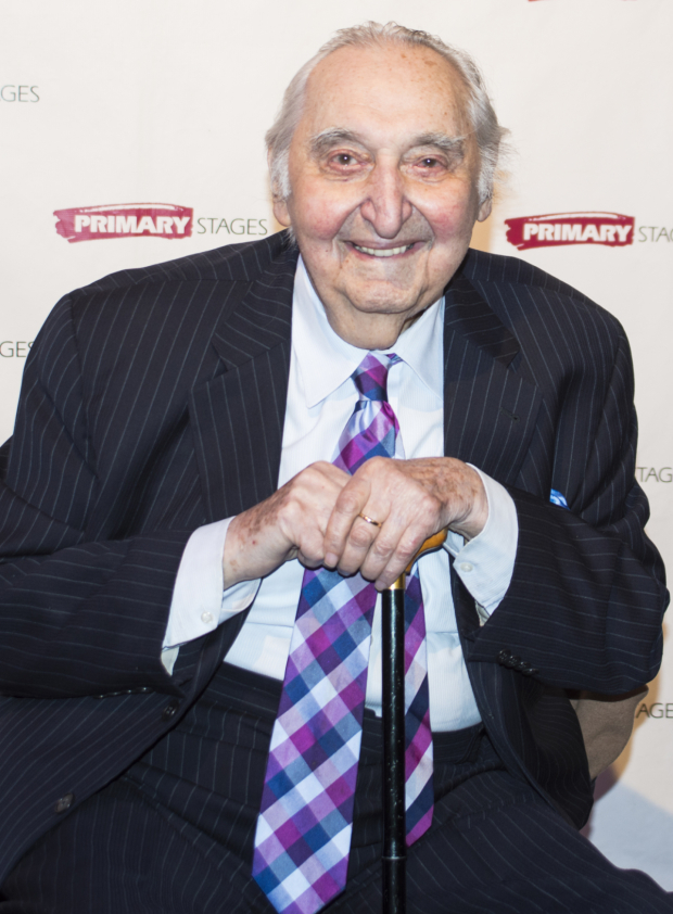 <p>Guests at the event also included stage and screen legend Fyvush Finkel.</p><br />(© Allison Stock)