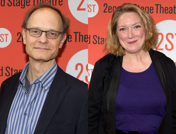 <p>Guests at the opening included Billy Magnusson&#39&#x3B;s <em>Vanya and Sonia and Masha and Spike</em> costars David Hyde Pierce and Kristine Nielsen.</p><br />(© Seth Walters)