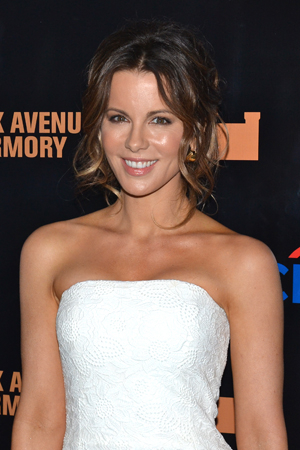 <p>Guests at the opening included Kate Beckinsale.</p><br />(© David Gordon)