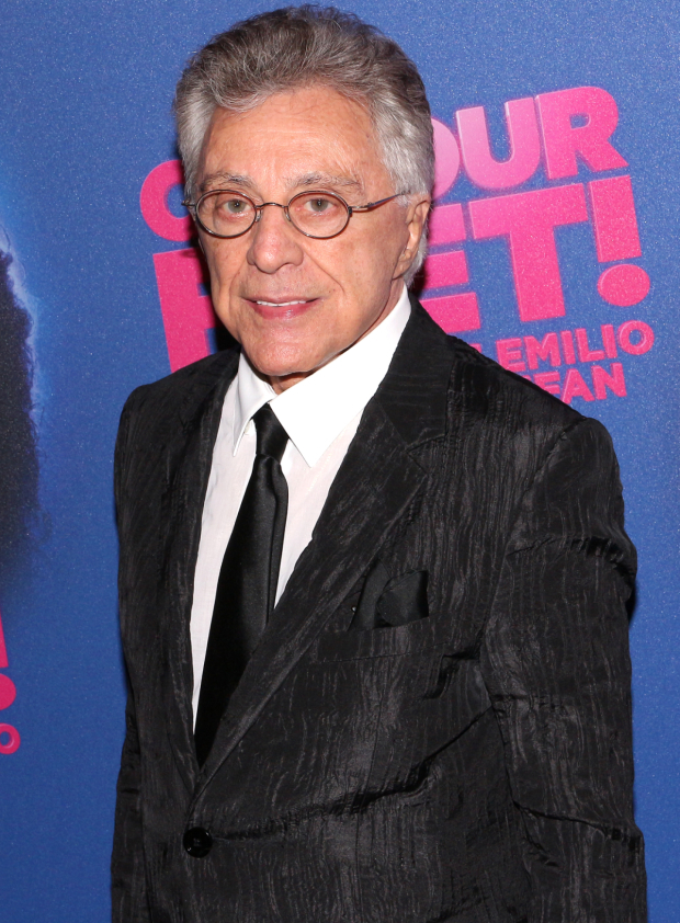 <p>Guests at the opening included music icon Frankie Valli.</p><br />(© David Gordon)