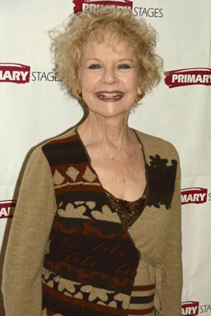 <p>Guests at the opening included stage and screen veteran Penny Fuller.</p><br />(© Nessie Nankivell)