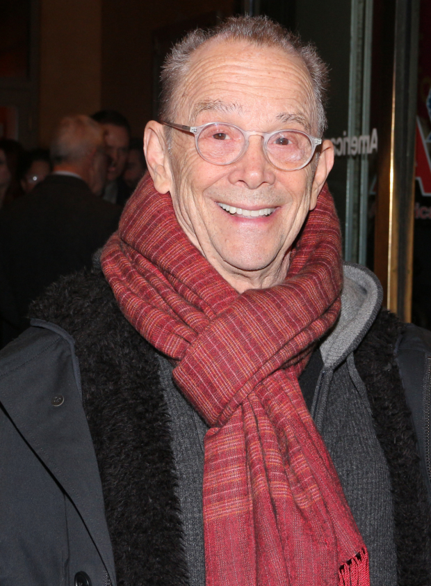 <p>Guests at the opening night festivities included Broadway legend and Roundabout vet Joel Grey.</p><br />(© David Gordon)