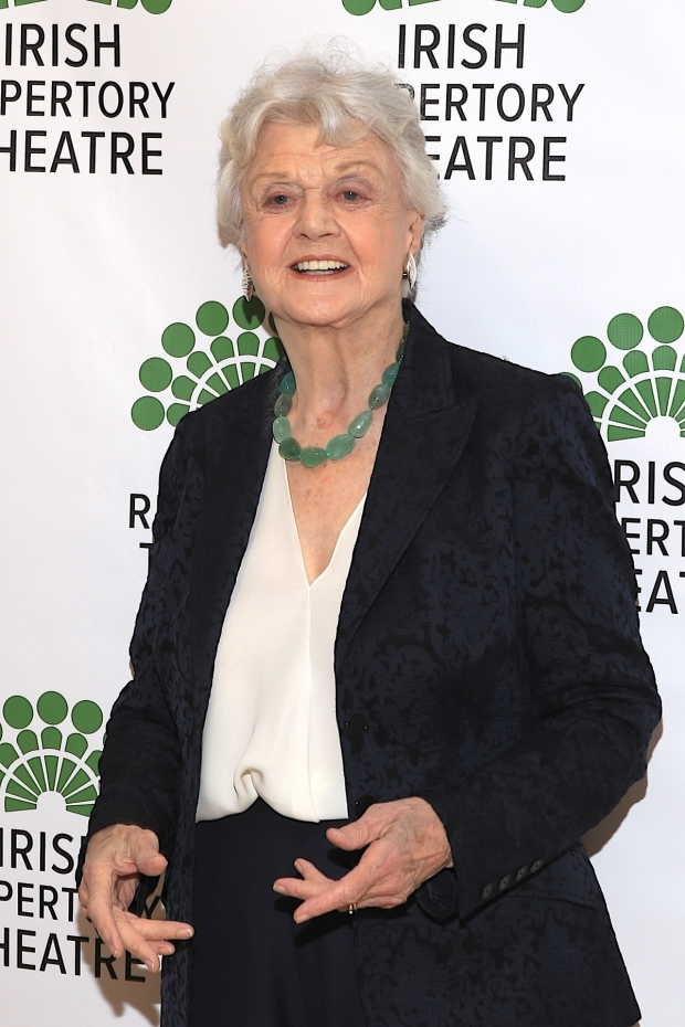<p>Guests at the opening-night festivities included the legendary Angela Lansbury.</p><br />(© Tricia Baron)