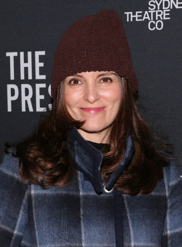 <p>Guests at the opening-night festivities included Tina Fey, who is readying her musical version of <em>Mean Girls</em> for the stage.</p><br />(© David Gordon)