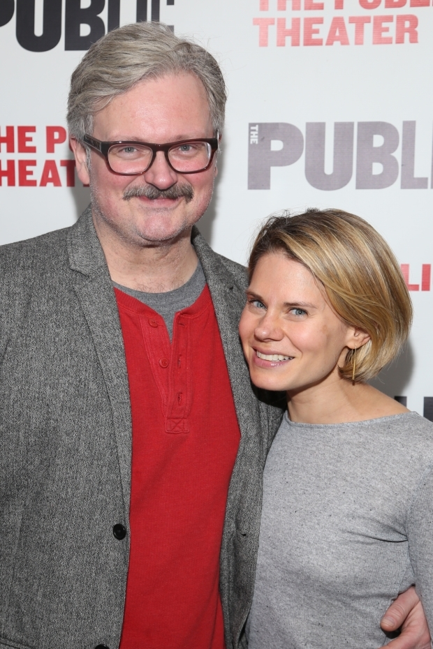 <p>Guests included John Ellison Conlee and Celia Keenan-Bolger.</p><br />(© Tricia Baron)