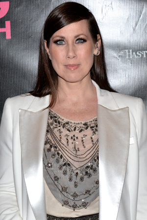 <p>Guests included Miriam Shor, who played Yitzhak in the original production of <em>Hedwig and the Angry Inch</em>.</p><br />(© David Gordon)