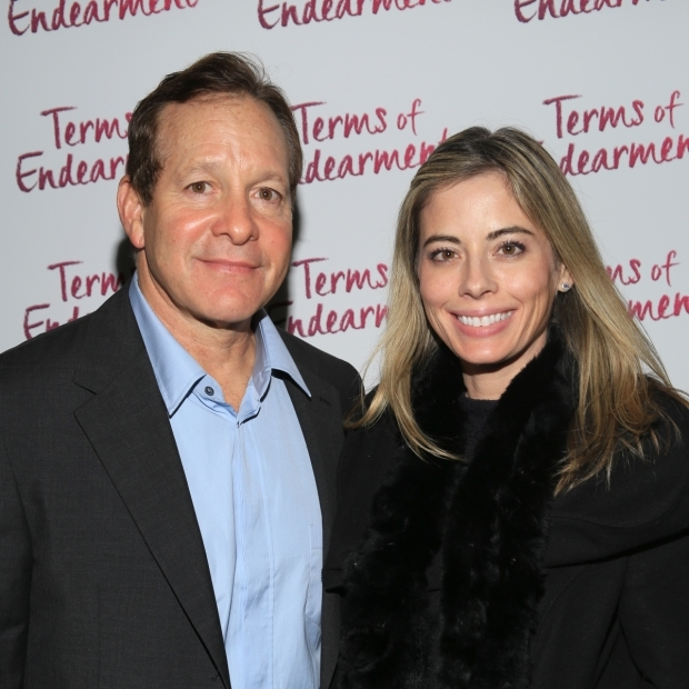 <p>Guests included Steve Guttenberg and Emily Smith.</p><br />(© Tricia Baron)