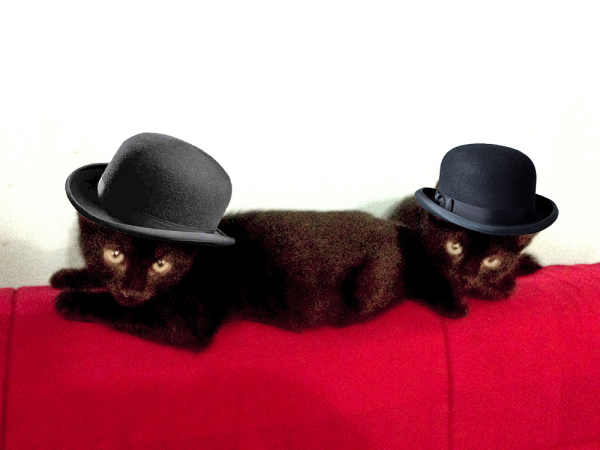 <p>Hank and Marie get a little meta on us dressing up as our favorite Sirs, Patrick Stewart and Ian McKellen, in their <em>Waiting for Godot</em> costumes. </p>