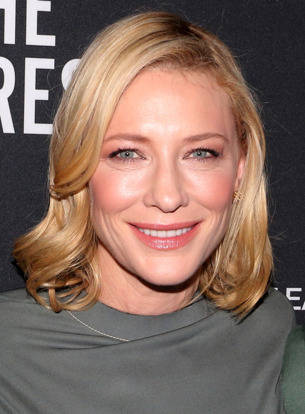 <p>Happy Broadway debut, Cate Blanchett!</p>