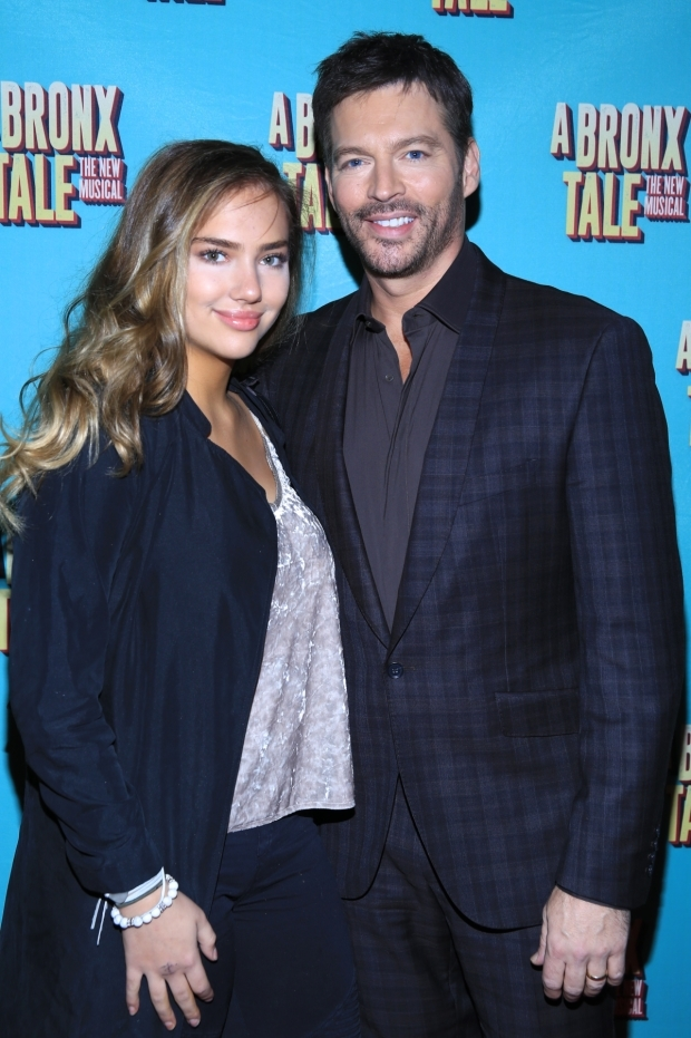<p>Harry Connick Jr. with his daughter Charlotte.</p><br />(© Tricia Baron)