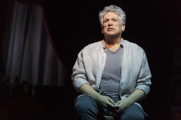 <p>Harvey Fierstein plays Beau.</p><br />(© Joan Marcus)
