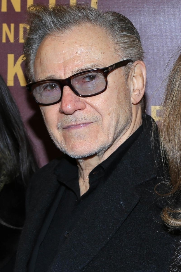 <p>Harvey Keitel was in attendance.</p><br />(© Tricia Baron)
