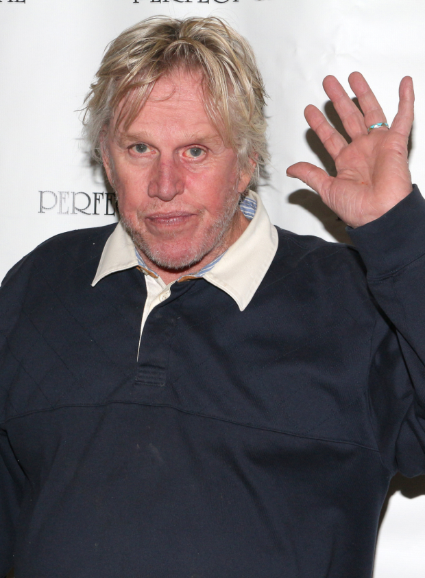 <p>Have a great run, Mr. Busey!</p><br />(© David Gordon)