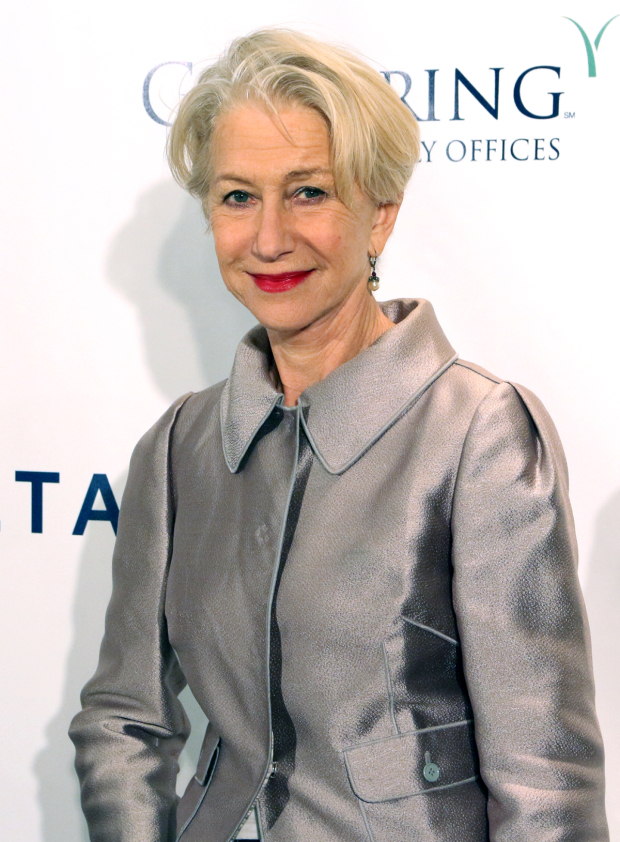 <p>Helen Mirren — <em>The Audience</em></p><br />(© David Gordon)