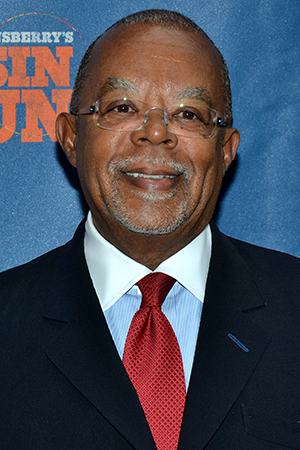 <p>Henry Louis Gates Jr. smiles for the cameras.</p><br />(© David Gordon)