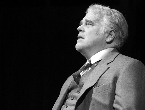 <p>Hoffman&#39&#x3B;s final Broadway appearance came in 2012, when he took on the role of Willy Loman in Arthur Miller&#39&#x3B;s <em>Death of a Salesman</em>. Directed by Mike Nichols, Hoffman once again received Tony and Drama Desk nominations.</p><br />(© Brigitte Lacombe)